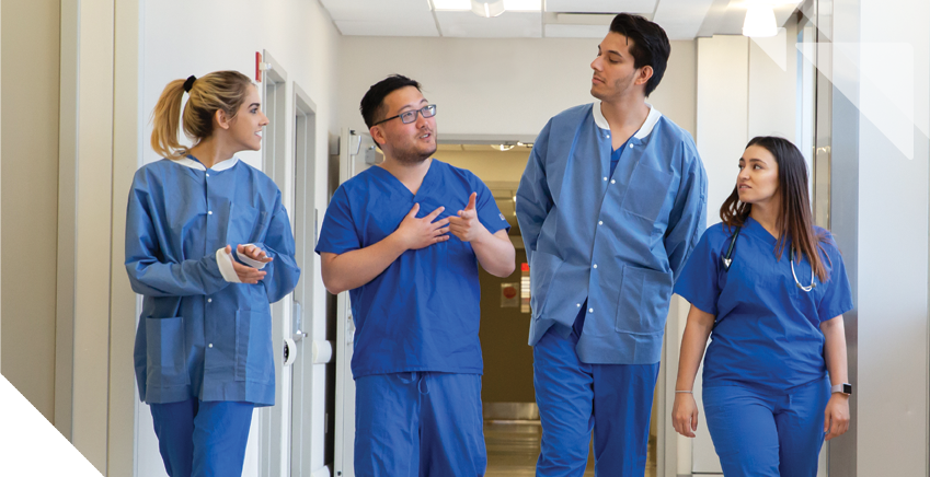 ACGME-accredited Residencies and Internship opportunities