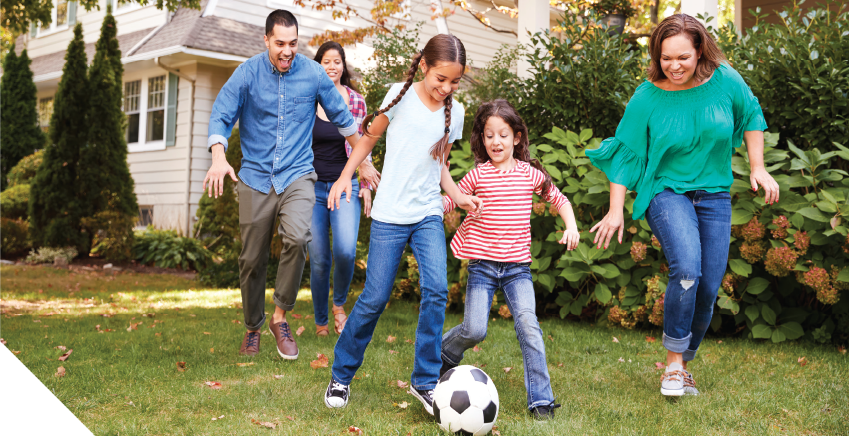 Our Primary Care is for your whole family